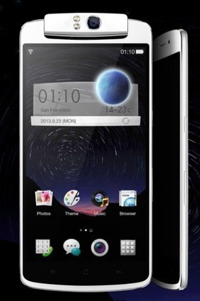OPPO N1 limited edition smartphone running CyanogenMod ships in December   Mobile IT   Scoop.it