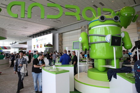 Two Ways Google's Android Platform Is Helping Redefine the Tech Industry | Mobile Management | Scoop.it