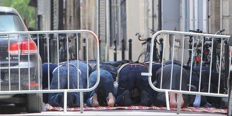 Bordeaux : la mosquée débordée, ils prient dans la rue | SAUVER LA FRANCE | Scoop.it