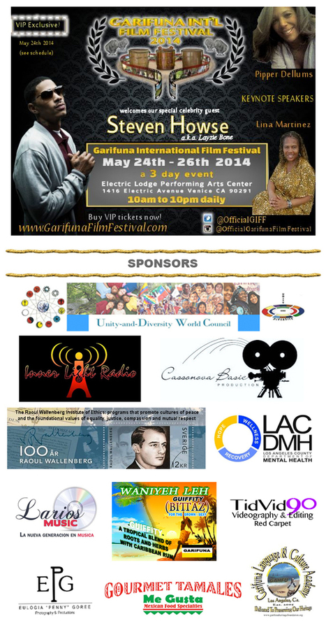 GIFF 2014 | Garifuna Film Festival | 3rd ANNUAL GARIFUNA INT'L FILM FESTIVAL | Scoop.it