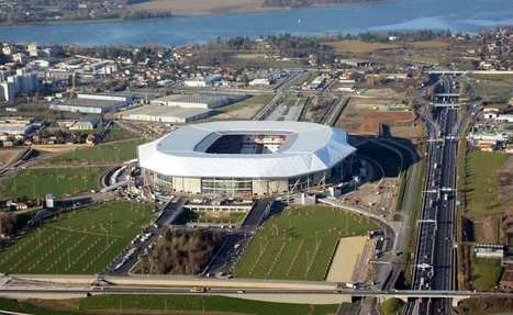 L'Olympique Lyonnais inaugure le dernier grand stade de l'Euro 2016 | Innovation @ Lyon | Scoop.it