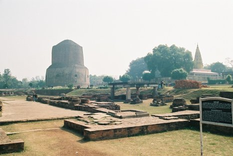 Excavations at the Site of Buddha's First Sermon  - Archaeology Magazine   Ancient Civilization   Scoop.it