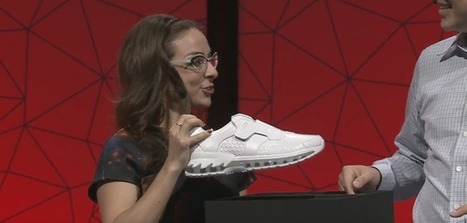 Lenovo shows off a pair of Intel-powered smartshoes | Internet of Things & Wearable Technology Insights | Scoop.it