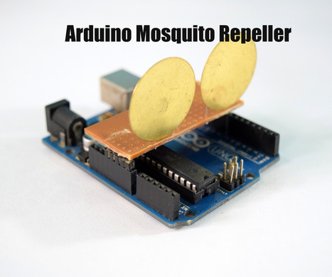 Arduino Mosquito Repeller | Raspberry Pi | Scoop.it