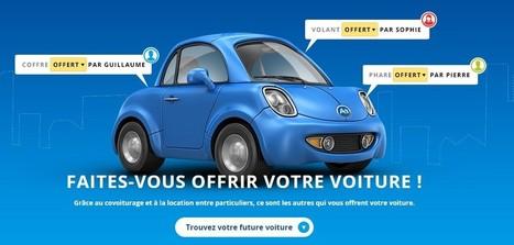 Une voiture à zéro euro : une prouesse possible grâce... au covoiturage ! | Nature et Vie | Scoop.it