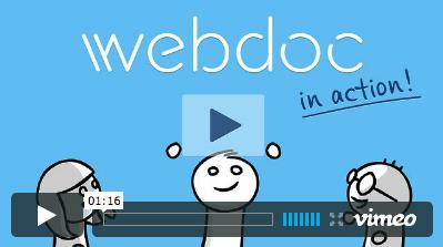 WebDoc. Un outil de curation complet et ludique. | SocialWebBusiness | Scoop.it