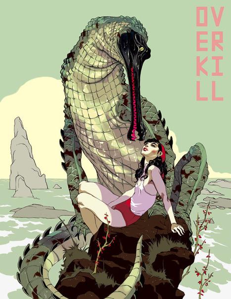 tropical toxic: Overkill :: Special Edition | Erotic Comics | Scoop.it