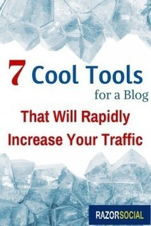 7 Cool Tools for a Blog that Will Rapidly Increase Your Traffic | Ian Cleary | Digital marketing | Scoop.it