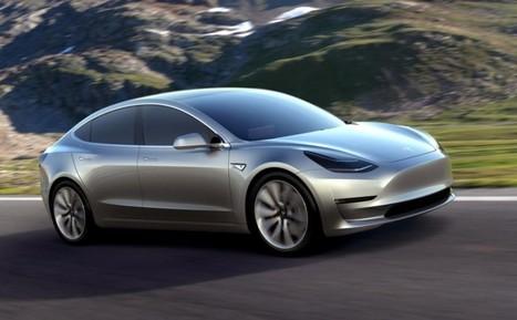 Tesla lance enfin un véhicule électrique à un prix abordable   Développement durable et efficacité énergétique   Scoop.it