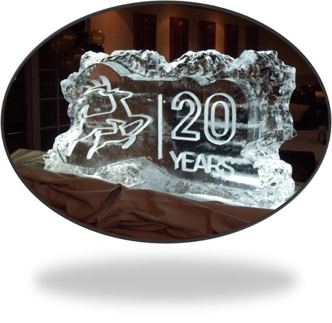 Discover How Ice Decor can Make Your Winter Event Fun and Memorable | Festiveice | wedding and event planning | Scoop.it