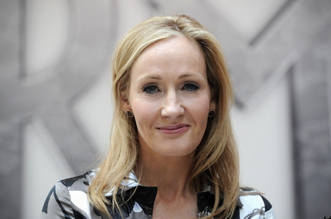 JK Rowling est morte... sur Twitter | Going social | Scoop.it