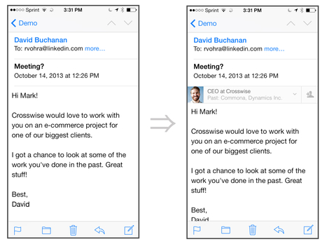 LinkedIn Intro: Doing the Impossible on iOS | LinkedIn Engineering | Develop and Tip | Scoop.it