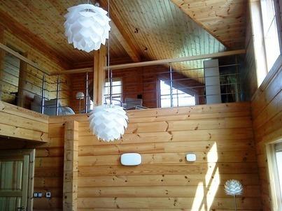Moderní srubové domy | Exteriéry a interiéry domů - vybavení | Scoop.it