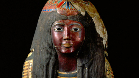 Appeals Court Rules Mask of Ka-Nefer-Nefer Will Stay at St. Louis Art Museum Because Government Missed Deadlines | The Art Law Report | Aladin-Fazel | Scoop.it