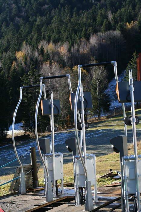 Nouvelles bornes de contrôle à Alpe du Grand Serre | Montagne, terre d'innovation | Scoop.it