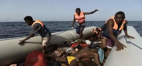 La Libye opposée à des camps de migrants sur son sol | Voix Africaine: Afrique Infos | Scoop.it