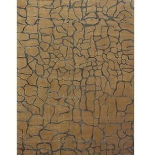 Rugsville Tibetan Gold Wool & Silk Rug 13043 - DESIGNER | Discount Area Rugs | Scoop.it