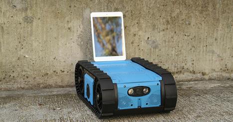 Robotex, une entreprise très Hi-Tech s'ouvre au grand public | Les robots domestiques | Scoop.it
