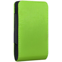 Vertical Pouch with Belt Clip - Green | iPhone 5S | Scoop.it