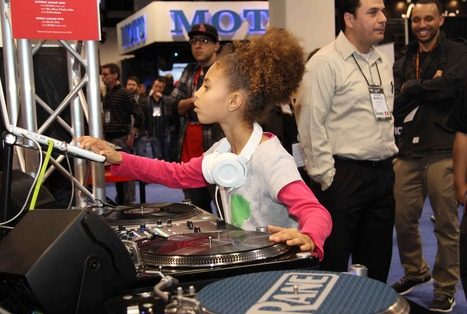 Electronic Dance Music's Rising Popularity Fuels Growth in DJ Product Segment  at the 2014 NAMM Show | Electronic Dance Music (EDM) News | Scoop.it