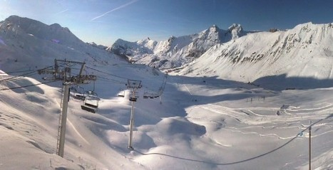 Ouverture du Grand-Bornand ce week-end | Où skier ce week-end ... | Les domaines skiables | Scoop.it
