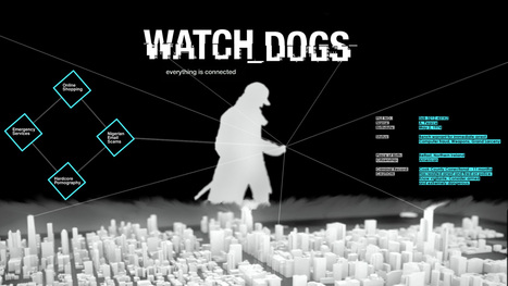 Watch Dogs' Main Story Will Be 40 Hours Long   gamesmartupdates   Scoop.it