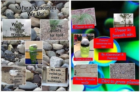 Naturally, Natural iResources « techchef4u   iPads, MakerEd and More  in Education   Scoop.it