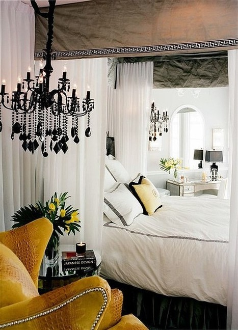 Stylish Canopy Beds Inspiration For Your Bedroom | Designing Interiors | Scoop.it