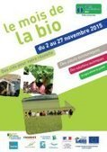 Le mois de la bio en Poitou-Charentes | Agriculture biologique | Scoop.it