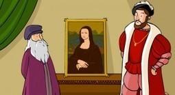 Le web documentaire sur Léonard de Vinci | Curiosité Transmedia & Nouveaux Médias | Scoop.it