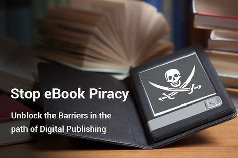 eBook Piracy Sites Blocked - Digital Publication To Become Author Friendly | Data Entry and Data Processing Services in India | Scoop.it