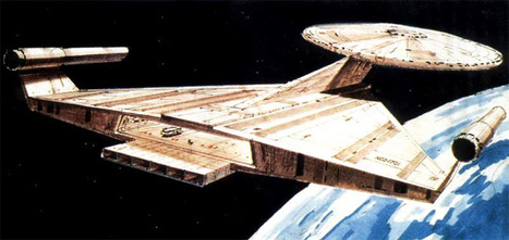 Star Trek: 10 Awesome-Sounding Projects That Never Got Made | science world | Scoop.it