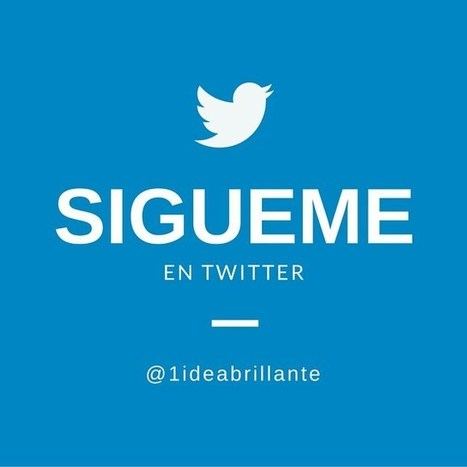 Cómo mejorar tu #MarcaPersonal con #Twitter@1ideabrillante @beitapg | #socialmedia #rrss #economia | Scoop.it