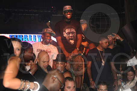 NBA Champions Miami Heat at LIV (PHOTO GALLERY) | The Billy Pulpit | Scoop.it