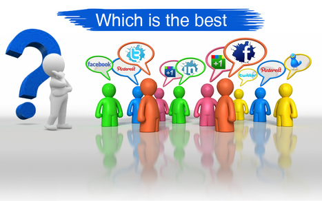 Which is the best social networking site? | K2 SEO Blog | Scoop.it