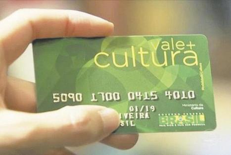 Vale-Cultura tem potencial para injetar até R$ 10,4 mi por mês na economia - Jornal Cruzeiro do Sul   Investimentos em Cultura   Scoop.it