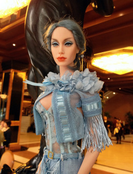 EXCLUSIVE! Superdoll Sybarite Doll Prototype Pics | Fashion Dolls | Scoop.it
