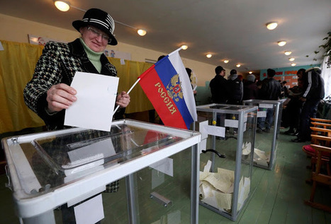 60% of Crimean Ukrainians identified themselves as Russians at the latest census | Global politics | Scoop.it