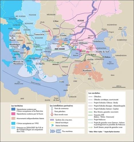 Le conflit ukrainien, des enjeux géopolitiques et géoéconomiques (EchoGéo) | Géographie des conflits | Scoop.it