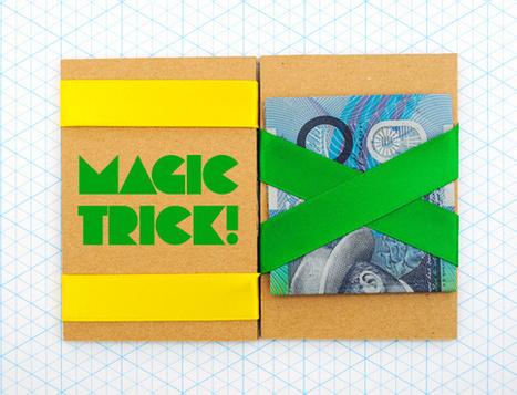 Magic wallet | Mini-eco | Du fait main & some handmade | Scoop.it