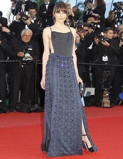 Le look du jour de Cannes : Milla Jovovich | La mode 2013 | Scoop.it
