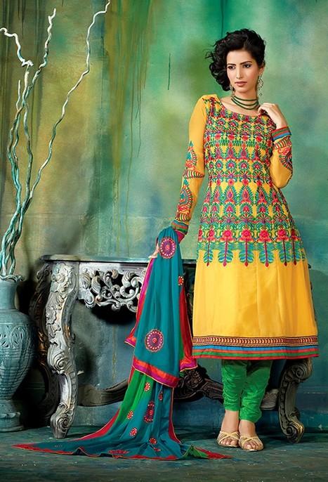 salwar kameez online shopping in India | Online Shopping & Jewelery in India | Scoop.it