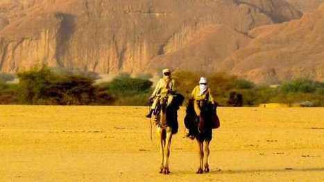 Une traversée du Sahara (1/5) : Le plus grand musée du monde / Deuxième partie : Jean-Marc Durou | Veille & Culture numérique | Scoop.it