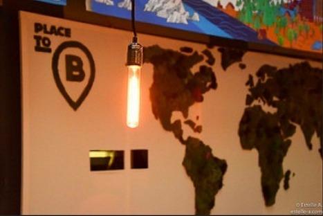 Place to B : un lieu, 15 jours et 15 000 participants pour parler du monde de demain autrement | Mediapeps | Scoop.it