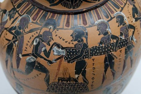 Myth Monday: Did Odysseus Kill Hecuba?   LVDVS CHIRONIS 3.0   Scoop.it
