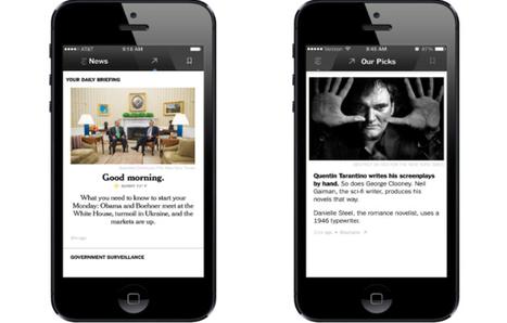 New York Times retirará su app de noticias el próximo mes | Libro electrónico y edición digital | Scoop.it