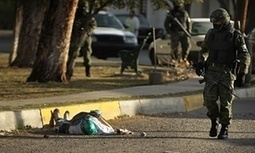 Mexico's drug war reverses trend of rising male life expectancy, study finds   IB LANCASTER GEOGRAPHY CORE   Scoop.it
