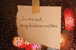 How Random Acts Of Kindness Can Change Your Life And Career | Business 2 Community | LIK | Scoop.it