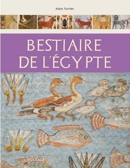 """""""Bestiaire égyptien"""", par Alain Fortier   Centro de Estudios Artísticos Elba   Scoop.it"""