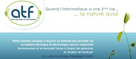 Recyclage › ATF Gaia reconditionne 100 % des ordinateurs d'Ernst & Young › GreenIT.fr | Le pari du développement durable | Scoop.it